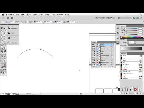 Adobe Illustrator CS5 Essentials Cutting & Joining Paths
