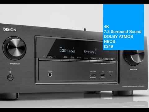Every Home TV  Set Up Needs an AV Amp Like This!