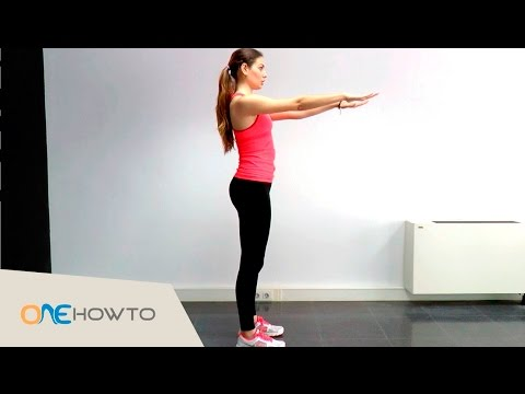 Exercises to tone arms for women - Body Toning for beginners
