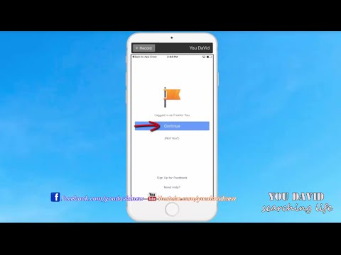 How to Create Facebook Page On iPhone