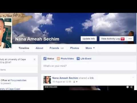 How to Hide your Friend List or Following on Facebook