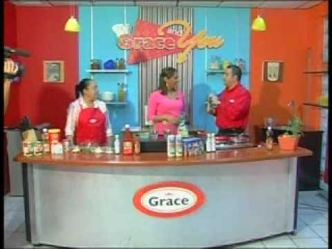 Grace and You Cooking Show- Angostura Beef Patties Part1