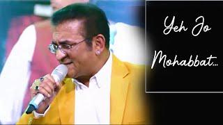 Yeh Jo Mohabbat Hai    Kati Patang    Kishore Kumar    Abhijeet Bhattacharya