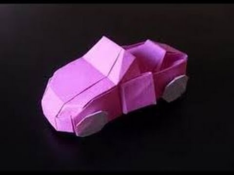 Origami Car Origami Paper How To Make Origami Car HD