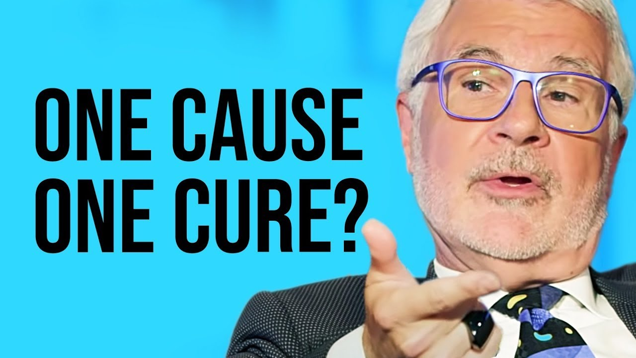 This Man Thinks He Knows What Causes All Disease | Dr. Steven Gundry on Health Theory