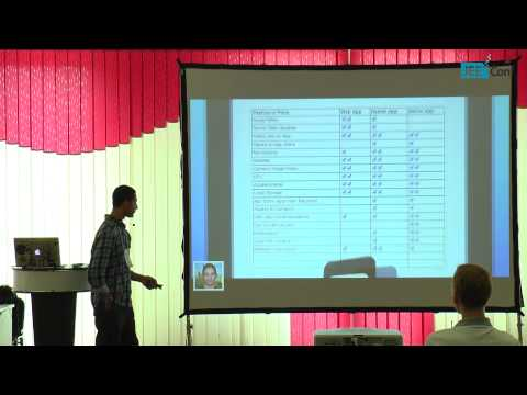 Developing Native & Hybrid Android mobile Apps, with Netbeans 7.4+ (Mohamed Taman, Egypt)