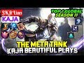 The Meta Tank, Kaja Beautiful Plays [ Top 1 Global ] Sk Ft Lian Kaja - Mobile Legends