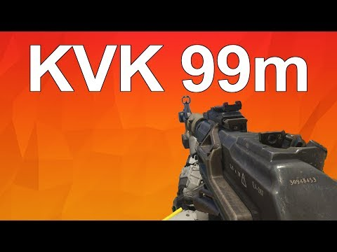 Black Ops 3 In Depth: KVK 99m Assault Rifle Review (AN-94)