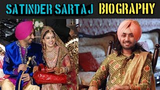 Satinder Sartaj Biography | Lifestyle | House | Family | Marriage | Interview | Movies | Parents