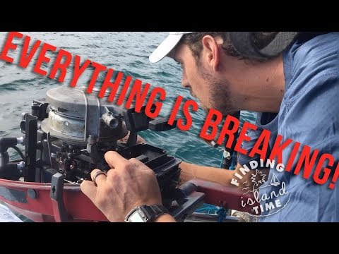 Everything is Breaking on our Boat in Puerto Rico