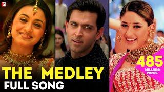 The Medley Song Antakshari Mujhse Dosti Karoge Hrithik Roshan Kareena Kapoor Rani Mukerji