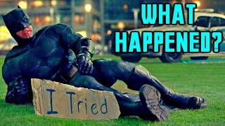 Justice League — Anatomy Of A Failure