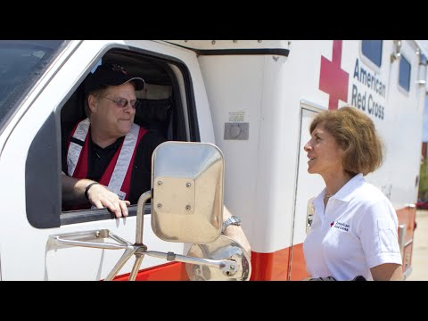 Gail McGovern: My Love for the Red Cross Mission