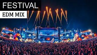 EDM Festival Mix 2021 - Best of EDM Bigoom & Festival Music