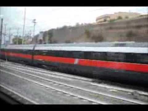 Rome (Termini train station) to Naples
