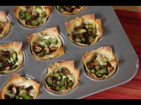 How to Make Mini Muffin Tin Lasagnas