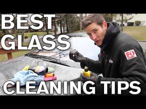 Best Glass Cleaning Tricks: Bentley CGT