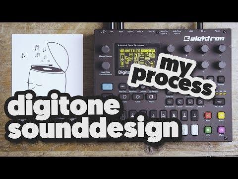 DIGITONE sounddesign [MY PROCESS]