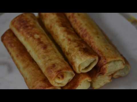 Meat Crepes- Blinchik