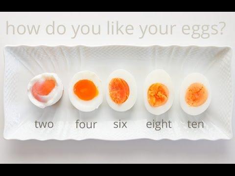 How to Make Perfect Soft Boiled Egg   Half Boiled Egg   半熟煮卵おむすび   温泉玉子の作り方