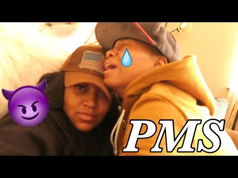 TruVEMBER ep.11 HOW LESBIANS ACT WHEN THEY COME ON THEY PERIOD  /EMOTIONAL A*S VLOG