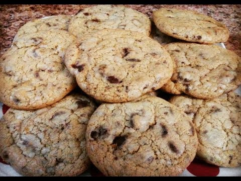 Soft & Chewy Chocolate Chip Cookie Recipe | HOW TO MAKE CHOCOLATE CHIP COOKIES | Kiwanna's Kitchen