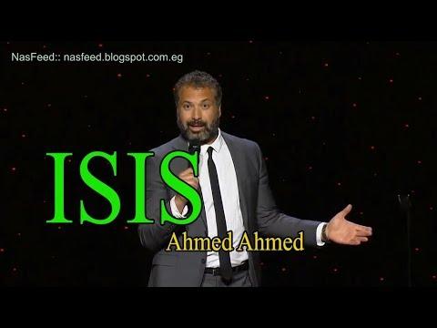 أحمد أحمد ستاند أب كوميدي - ترعرعت مسلما