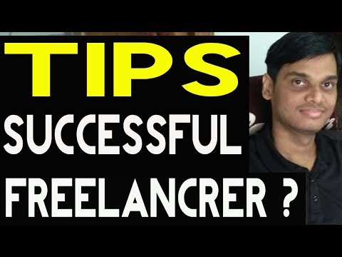 10 Killer Tips To Become  Successful Freelancer   Earn money from freelancing My own way   Hindi