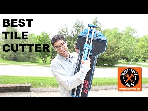 Best Tile Cutter for Bathroom Projects (Quick Tips) -- by Home Repair Tutor