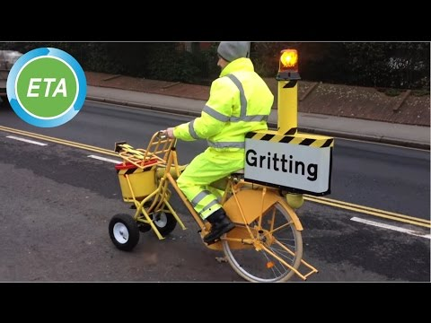 Gritter Bicycle