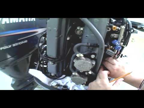 Outboard Fuel Injectors