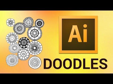 How to Make Doodles in Adobe Illustrator