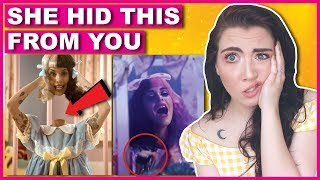 What Melanie Martinez Hid From You In Her Music Videos