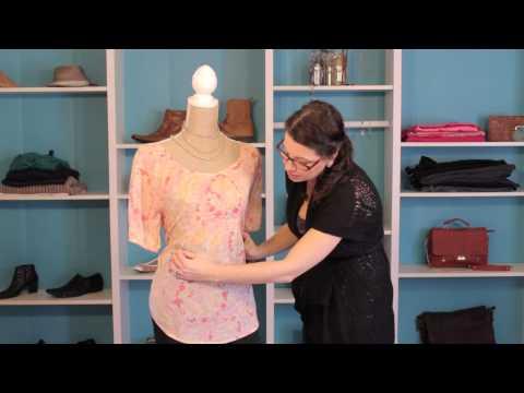 How to Reverse Cotton Shrinkage : Fashionably Nerdy