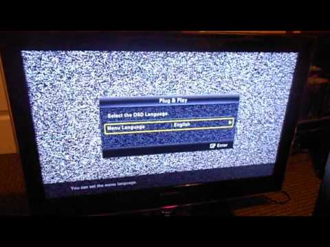Samsung UE32B6000 - Freeview/DTV not working - Repair