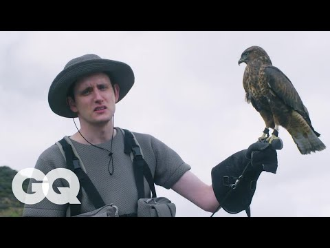 Zach Woods' Tips for Surviving in the Woods   GQ