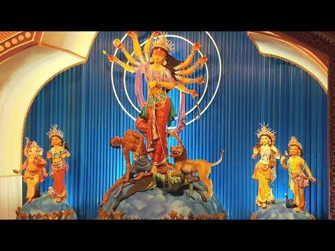 Bosepukur Sitala Mandir Durga Puja 2017 - Theme based durga puja