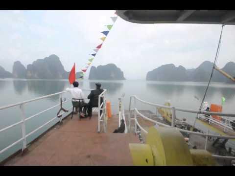 from Cat Ba island to Ha long bay and Hong hai - Vietnam......10&11/03/13