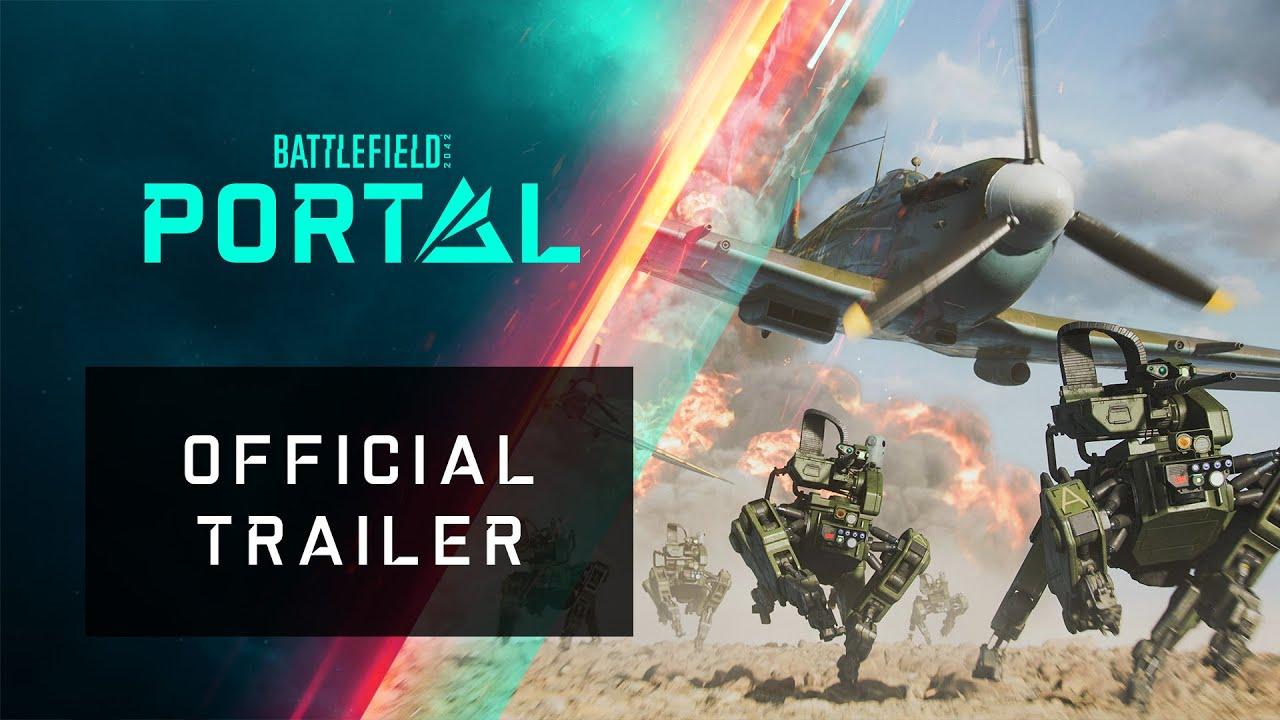 Battlefield 2042 | Battlefield Portal Official Trailer