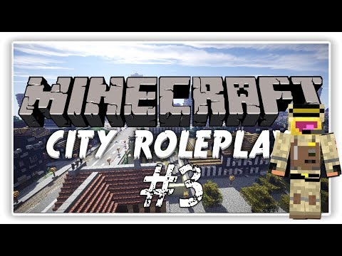 MINECRAFT CITY ROLEPLAY EPISODE THREE - WHERE IS EVERYONE?