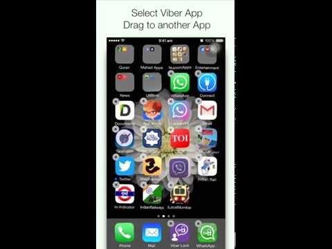 How to lock Viber App