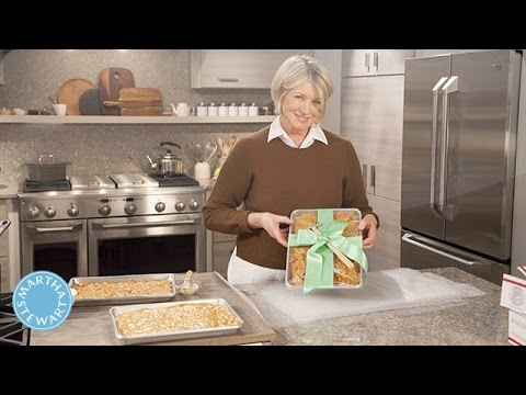 Make-to-Ship Gift: Nut Brittle Block - Martha Stewart