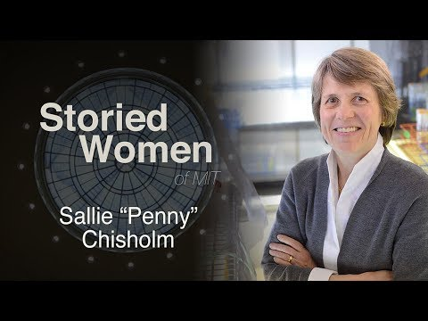 "Storied Women of MIT: Sallie ""Penny"" Chisholm"