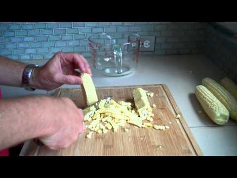 Best Way to Cut Corn Off the Cob