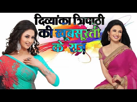 Divyanka Tripathi's Beauty Secrets
