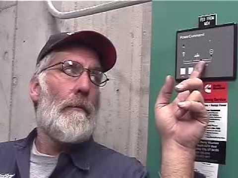Generator & Transfer Switch (35338)