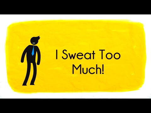 Why Do I Sweat So Much? - Learn How to Stop Excessive Sweating