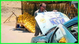 Dead battery in Iran | Day 22 | Mongol Rally 2017