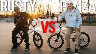ANTHONY PANZA VS RUSTY GAME OF BIKE (2020)
