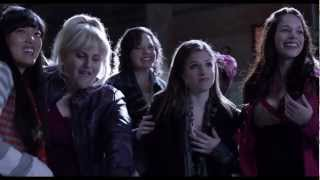 Pitch Perfect The Riff off